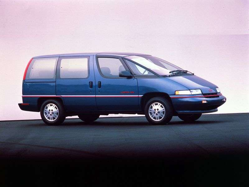 Chevrolet Lumina APV 1st generation 3.1i AT minivan (1989–1996)