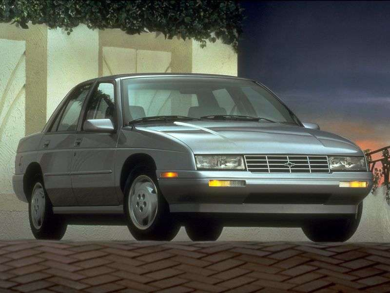 Chevrolet Corsica 1st generation sedan 3.1 LTZ AT (1990–1990)