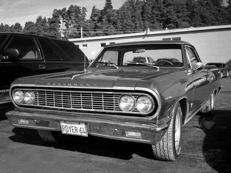 Chevrolet El Camino 2nd generation pickup 3.8 Powerglide (1964–1964)