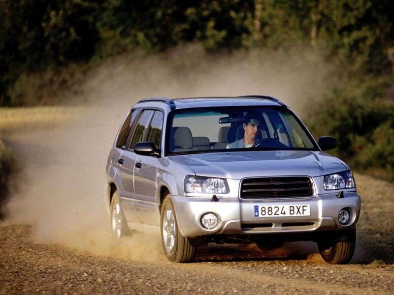Chevrolet Forester 1st generation Crossover 2.0 AT (2002–2005)