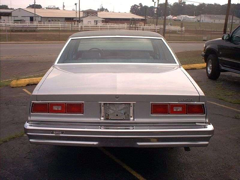 Chevrolet Impala 6th generation sedan 4.1 Turbo Hydra Matic (1977–1977)