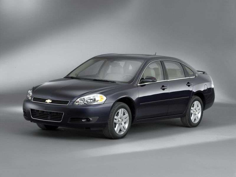 Chevrolet Impala 9th generation sedan 3.9 AT (2006–2013)