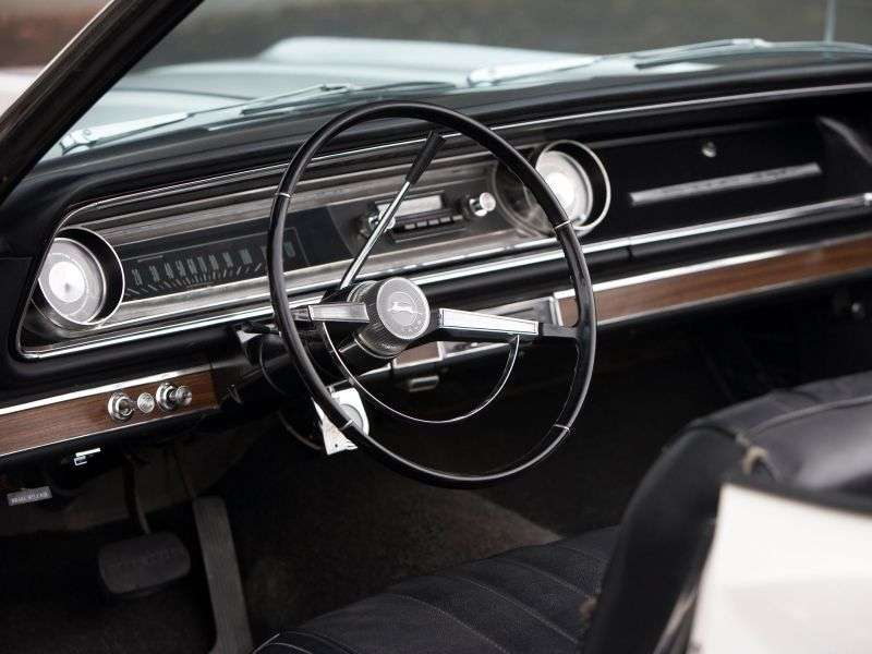 Chevrolet Impala 4th generation convertible 4.6 3MT (1965–1965)