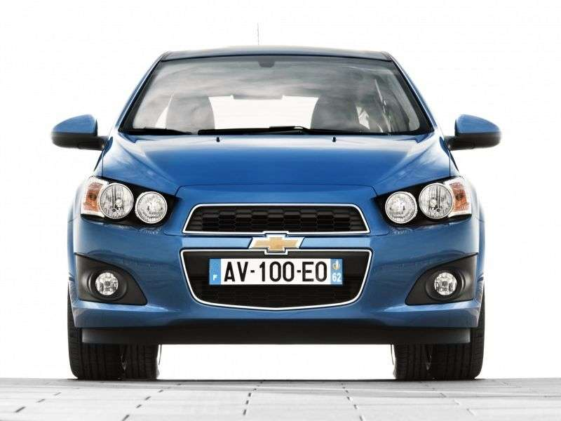 Chevrolet Aveo T300hatchback 1.6 AT LT Alloy Wheels Pack (2013) (2012 – n.)