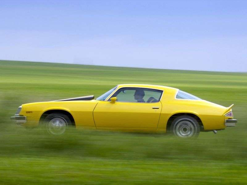 Chevrolet Camaro 2nd generation [2nd restyling] coupe 2 dv. 4.1 AT (1978 1978)