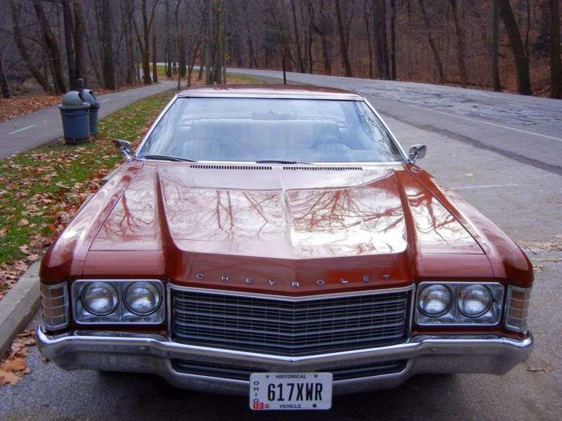 Chevrolet Impala 5th generation coupe 5.7 MT (1971–1971)