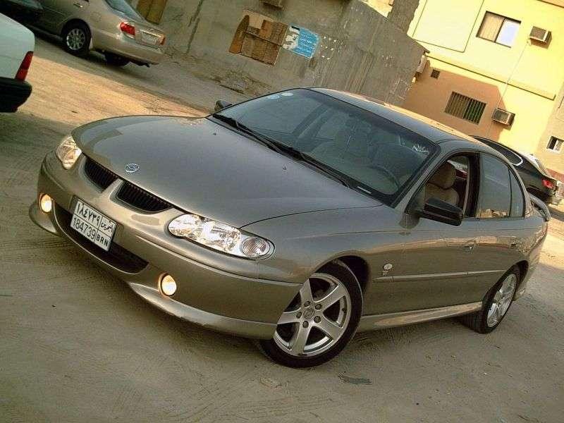 Chevrolet Lumina 3rd generation sedan 5.7 AT (1998–2002)