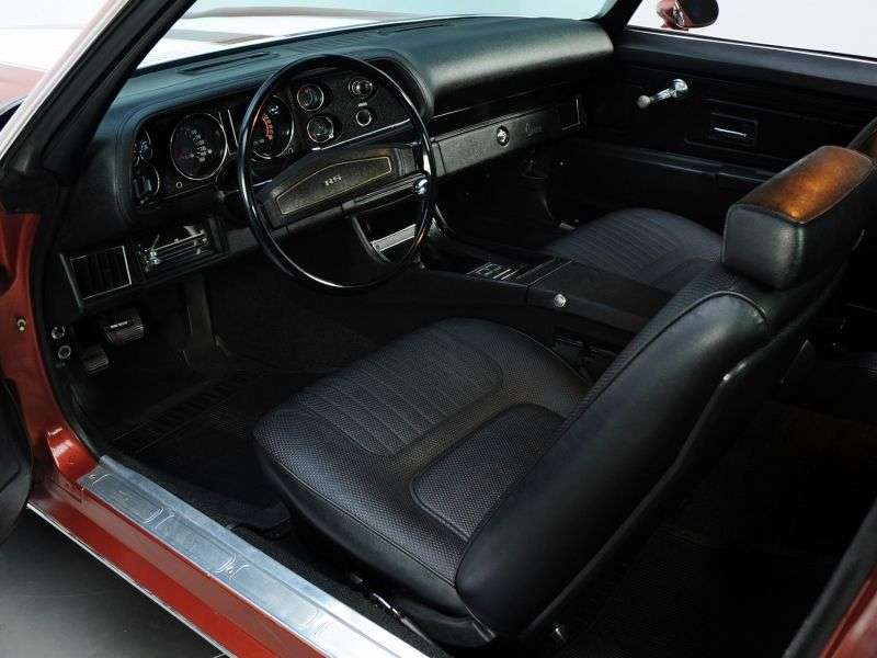 Chevrolet Camaro 2nd generation Z28 RS coupe 2 bit. 5.7 MT (1970–1972)