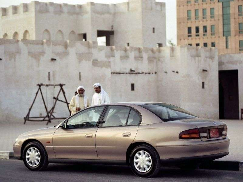 Chevrolet Lumina 3rd generation sedan 3.8 AT (1998–2002)