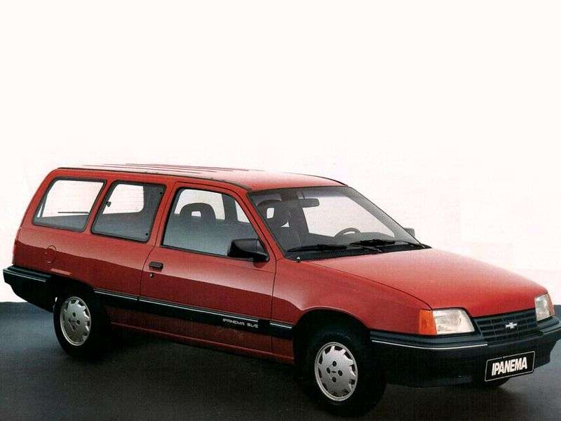 Chevrolet Ipanema 1st generation wagon 2.0 Flexfuel MT (1993–1994)