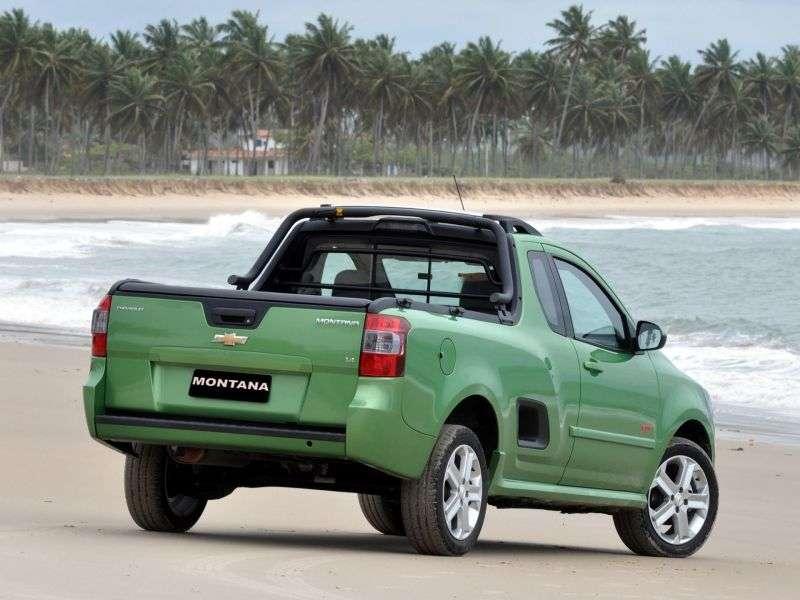 Chevrolet Montana 2nd generation pickup 1.4 Flex MT (2010 – n.)