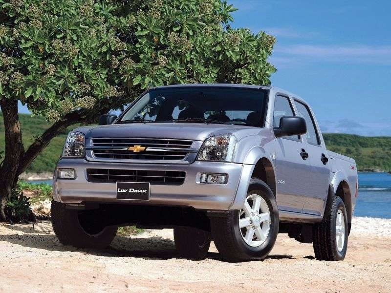 Chevrolet LUV D MAX 1st generation pickup 3.5 MT (2005–2007)