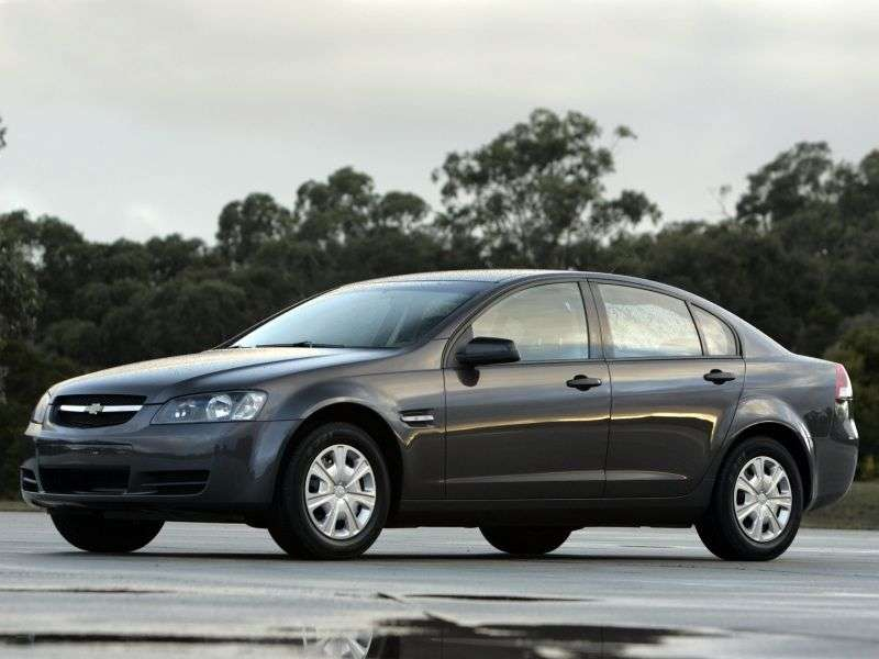 Chevrolet Lumina 4th generation sedan 6.0 AT (2006 – n. In.)