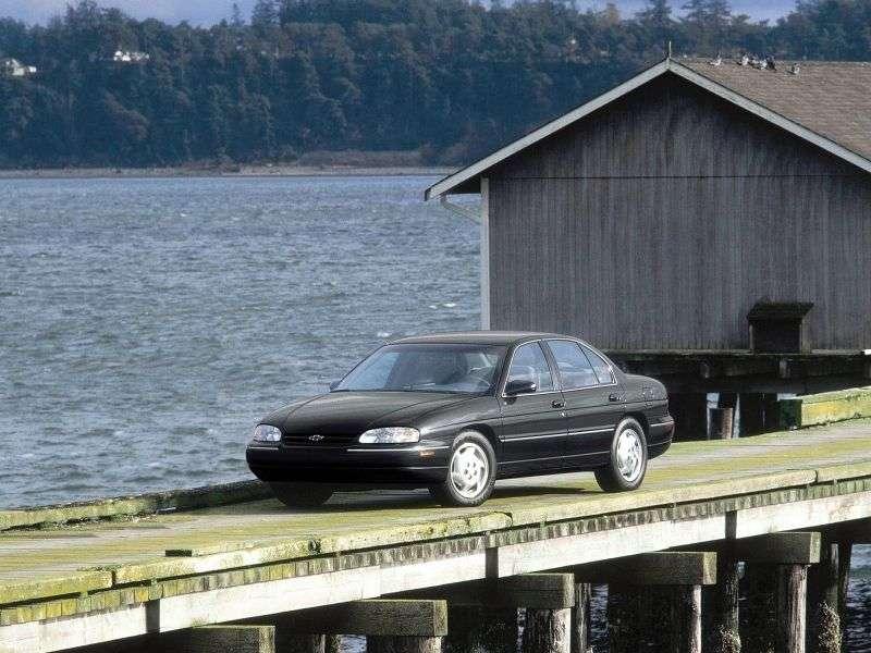Chevrolet Lumina 2nd generation sedan 3.1 AT (1995–1999)