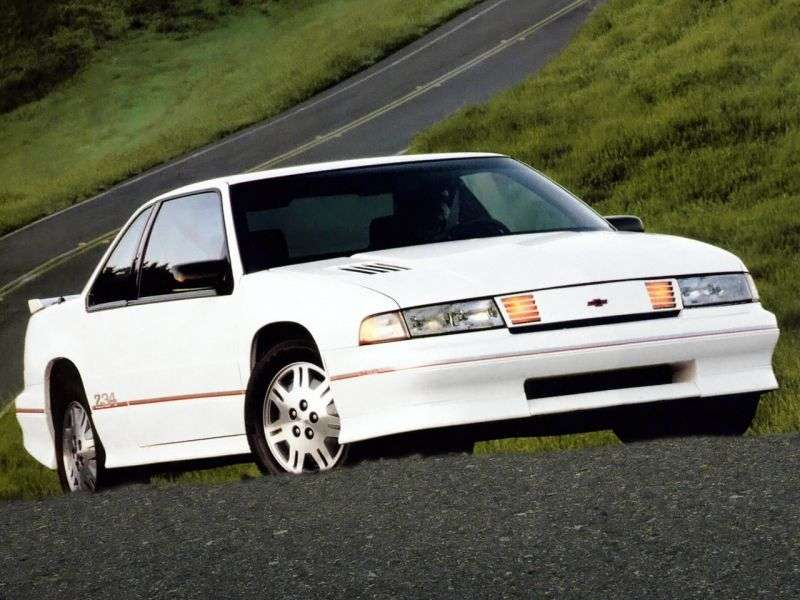 Chevrolet Lumina 1st generation coupe 3.1 4AT Euro (1991–1994)