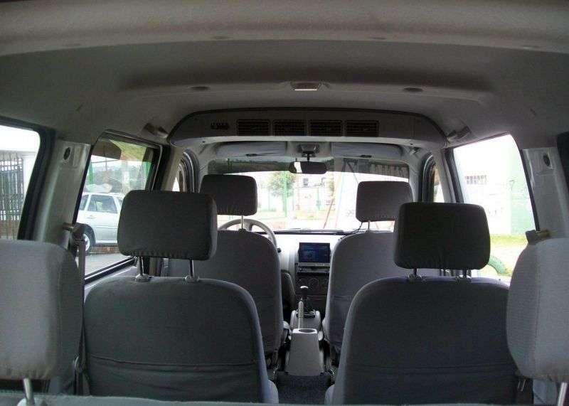 Chevrolet N200 1st generation 1.2 MT minivan (2008–2013)