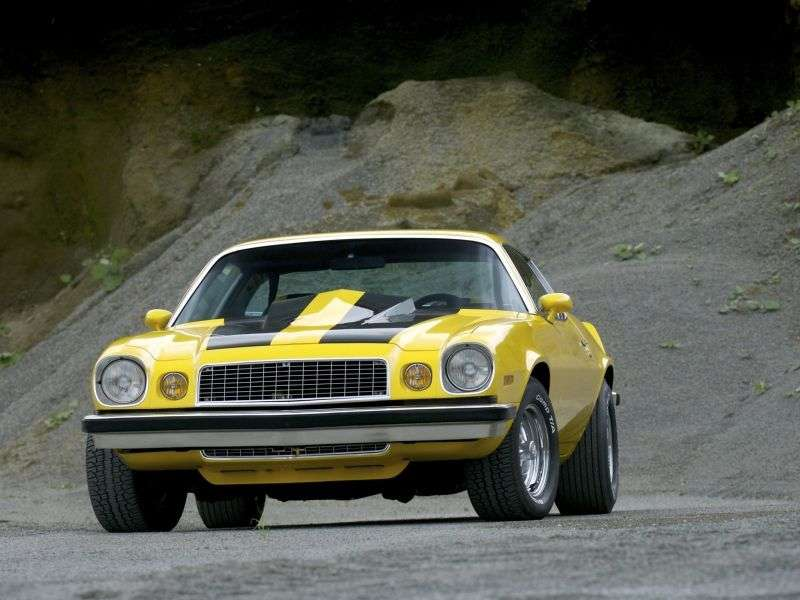 Chevrolet Camaro 2nd generation [2nd restyling] coupe 2 dv. 4.1 MT (1979–1979)
