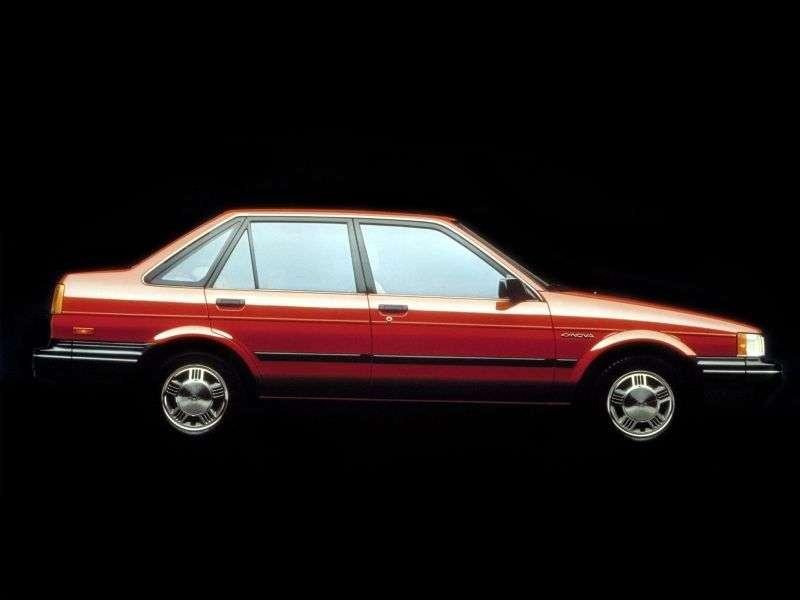 Chevrolet Nova 5th generation sedan 1.6 AT (1985–1985)