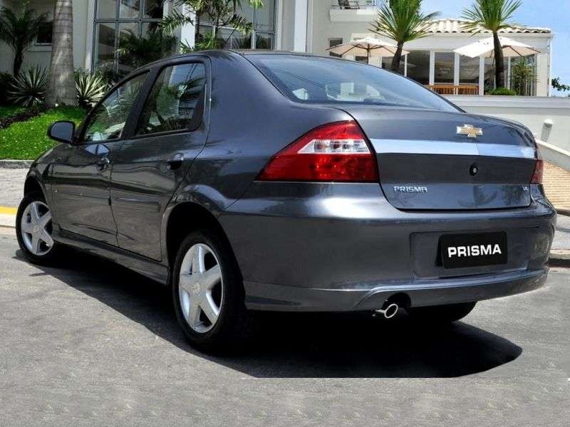 Chevrolet Prisma 1st generation [restyling] sedan 1.0 MT (2011–2013)