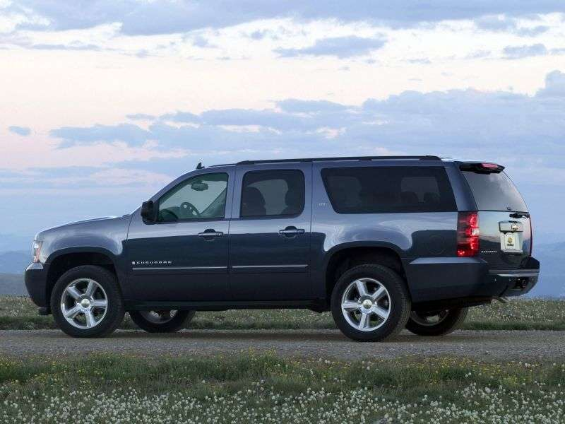 Chevrolet Suburban GMT900 SUV 5.3 FlexFuel 6AT 1500 (2009 – n.)