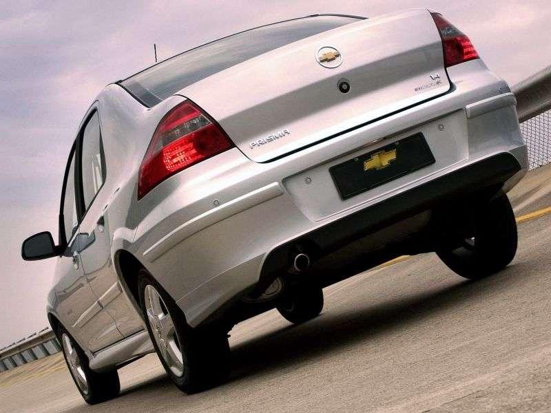 Chevrolet Prisma 1st generation 1.4 sedan Flexfuel MT (2006–2011)