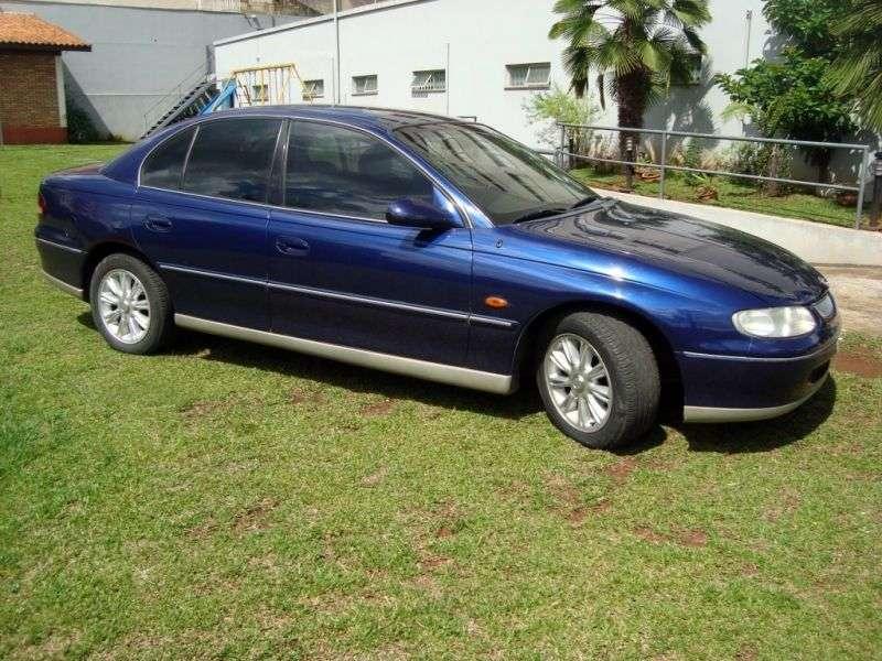 Chevrolet Omega Bsedan 3.8 AT (1999–2001)