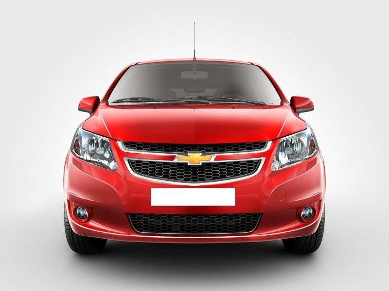 Chevrolet Sail 2nd generation hatchback 1.2 TDCi MT (2012 – n.)