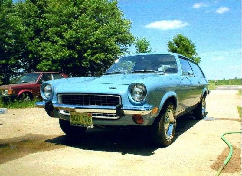 Chevrolet Vega 1.generacja Cammback station wagon 2.3 MT (1970 1971)