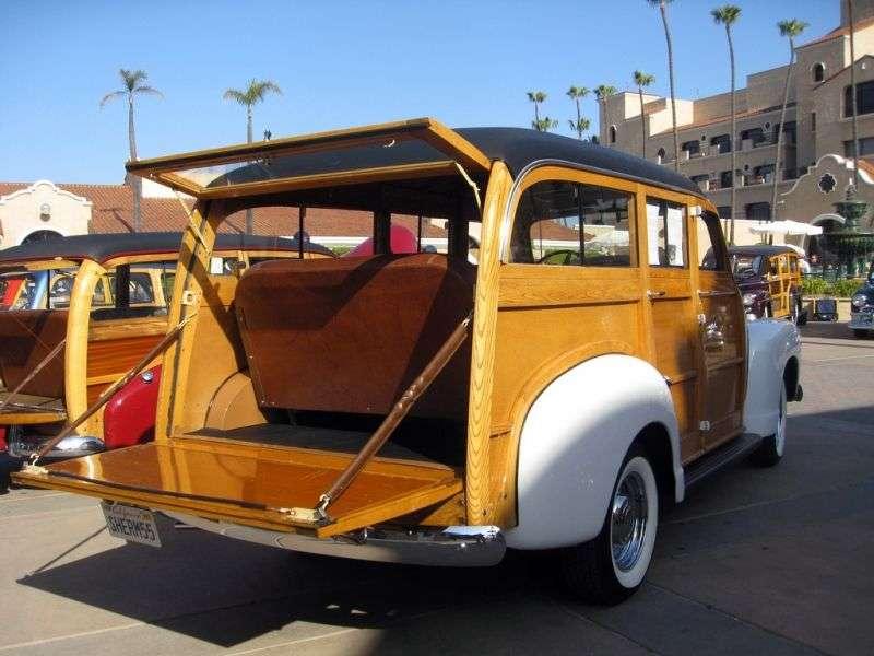 Chevrolet Suburban 4th generation [restyling] SUV 3.9 3MT Synchro mesh Heavy Duty (1955–1955)