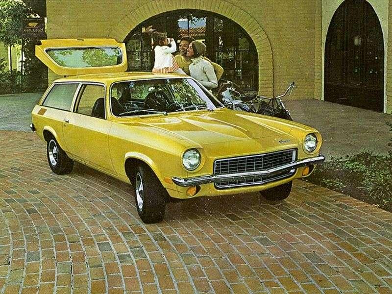 Chevrolet Vega 1st generation Cammback wagon 2.3 4MT (1972–1973)