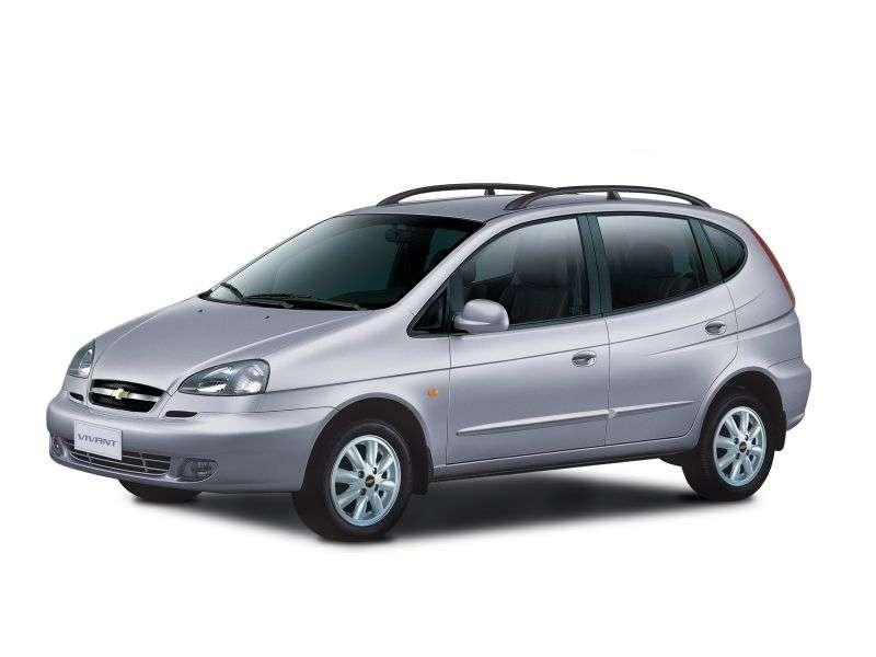 Chevrolet Vivant 1st generation 1.6 MT minivan (2004–2008)