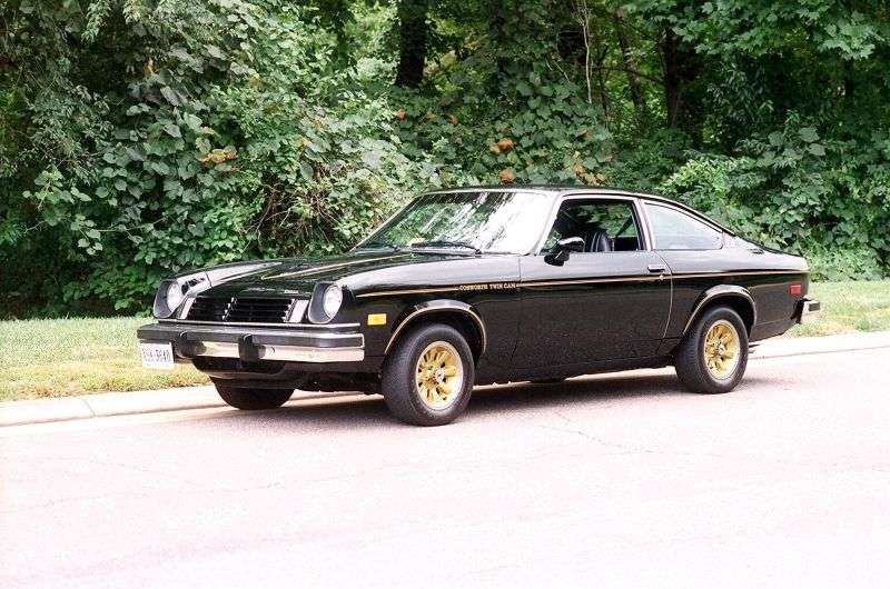 Chevrolet Vega 1st generation [restyled] Cosworth 3 bit hatchback 2.0 5MT (1975–1976)