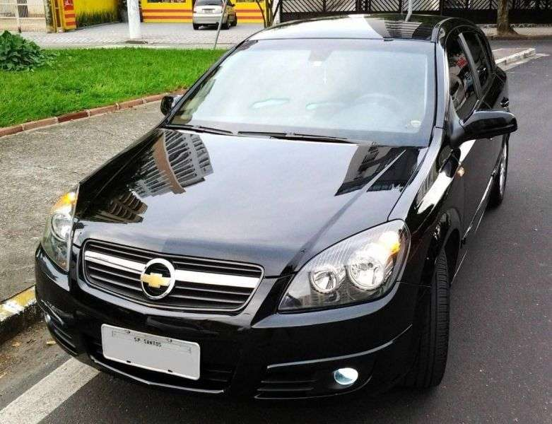 Chevrolet Vectra 3rd generation GT hatchback 2.0 AT (2007–2009)