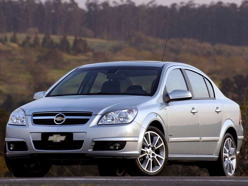 Chevrolet Vectra 3rd generation sedan 2.4 Flexpower AT (2005–2009)