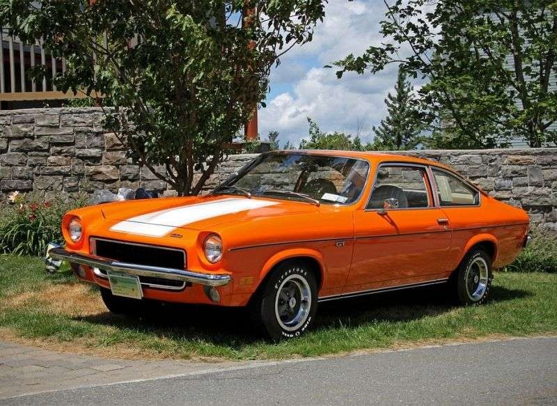 Chevrolet Vega 1st generation hatchback 2.3 4MT (1972–1973)