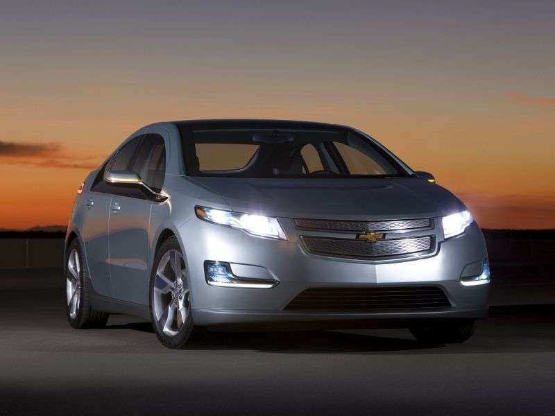 Chevrolet Volt 1st generation 1.4 CVT sedan (2011 – n.)
