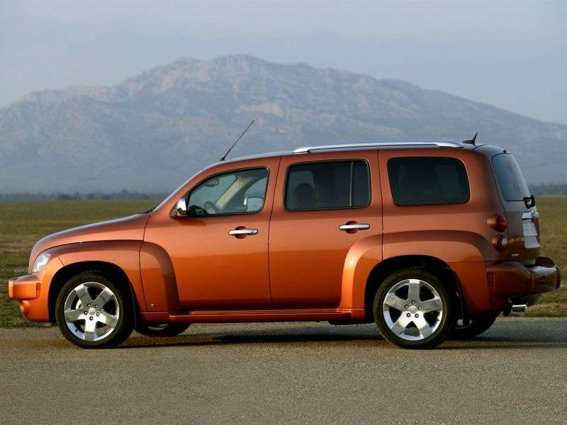 Chevrolet HHR 1st generation 5 speed wagon. 2.2 Ecotec MT (2009–2011)