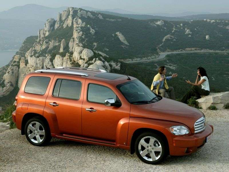 Chevrolet HHR 1st generation 5 speed wagon. 2.2 Ecotec MT (2006–2006)