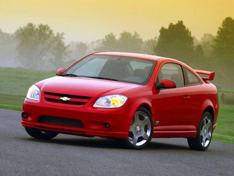 Chevrolet Cobalt 1st generation SS coupe 2 bit. 2.4 AT (2006–2007)