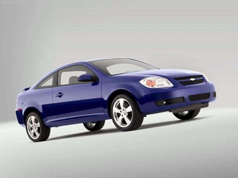 Chevrolet Cobalt 1st generation coupe 2.2 AT (2004–2007)