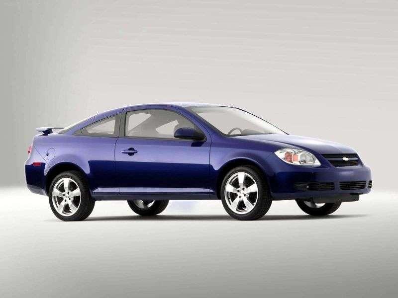 Chevrolet Cobalt 1st generation coupe 2.2 MT (2006–2007)