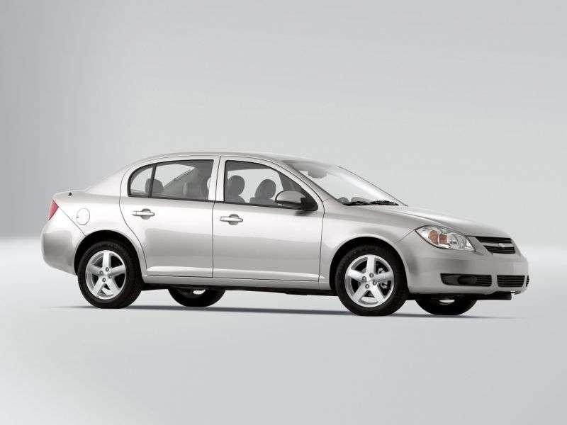 Chevrolet Cobalt 1st generation 2.2 MT sedan (2006–2007)