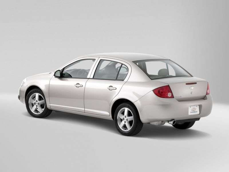 Chevrolet Cobalt 1st generation 2.2 AT saloon (2006–2007)