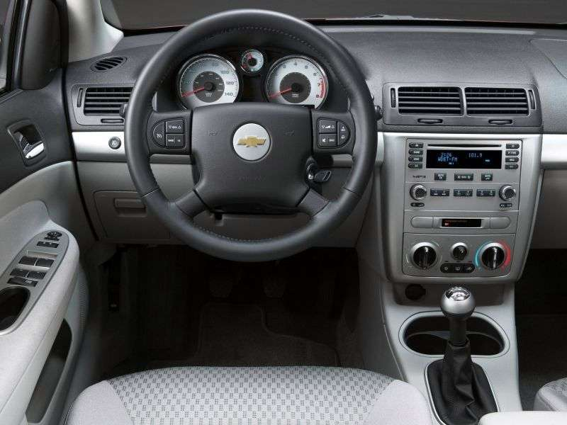 Chevrolet Cobalt 1st generation SS coupe 2 bit. 2.4 MT (2006–2007)