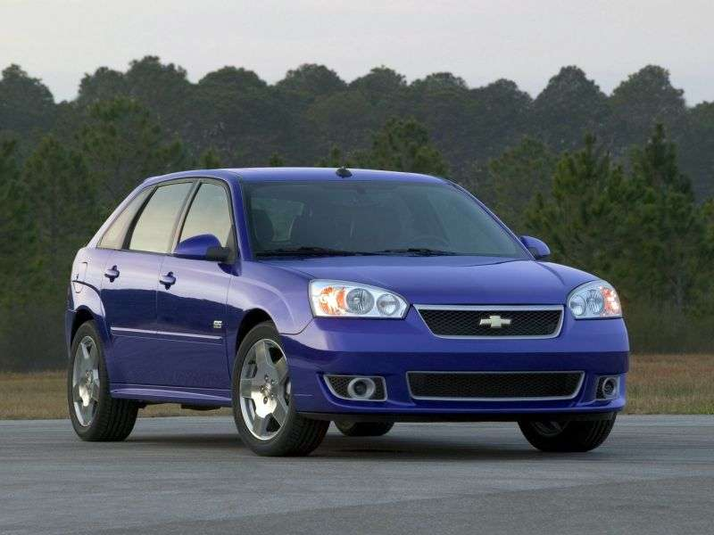 Chevrolet Malibu 3rd generation [restyling] Maxx SS 5 speed wagon. 3.9 Hydra Matic (2006–2007)