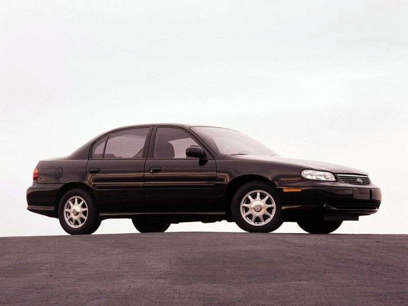 Chevrolet Malibu 2nd generation sedan 3.1 AT (1997–1997)