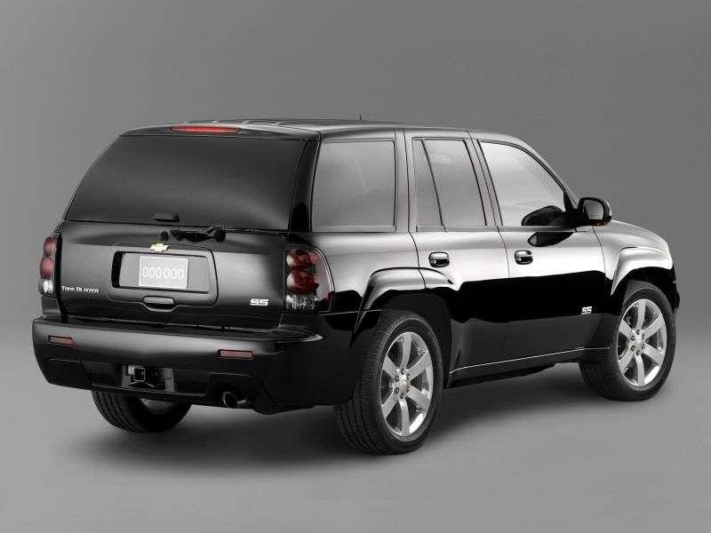 Chevrolet TrailBlazer 1st generation [restyling] SS SUV 5 bit. 6.0 AT AWD (2006–2009)