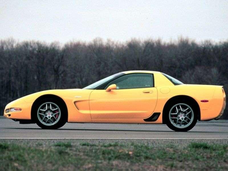 Chevrolet Corvette C5Z06 Coupe 2 bit. 5.6 MT (2001–2002)