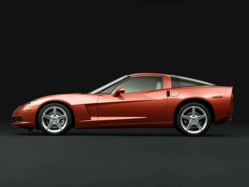Chevrolet Corvette C6 Starga 6.0 AT (2004–2008)
