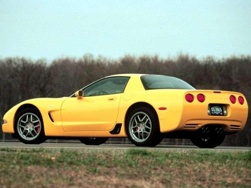 Chevrolet Corvette C5Z06 Coupe 2 bit. 5.6 MT (2002–2004)
